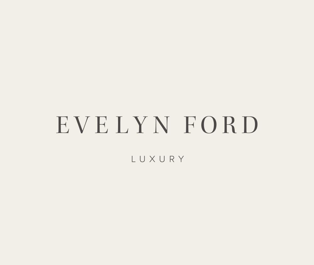 Evelyn Ford Luxury: Branding