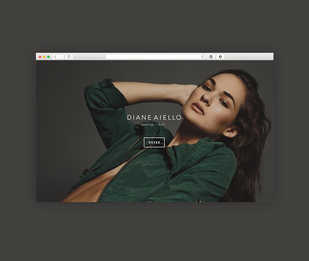 Diane Aiello: Website Design
