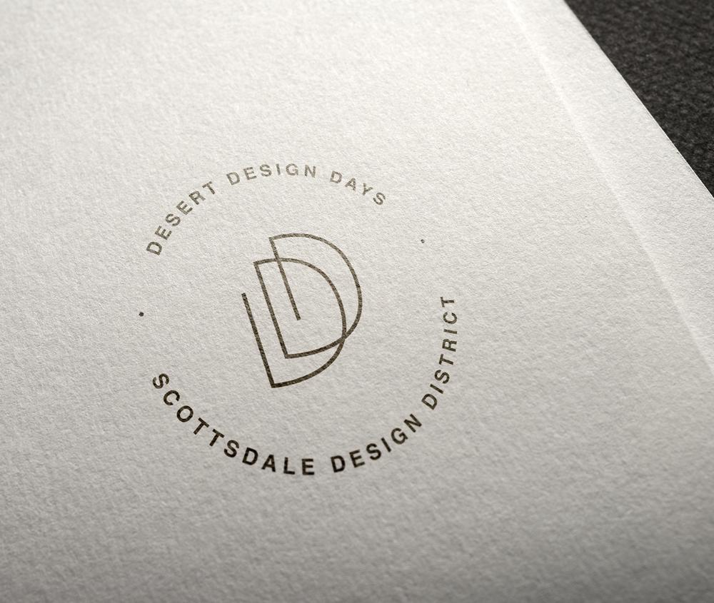 Desert Design Days: Logo Design