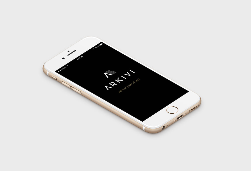 Arkivi - Logo Design + Branding + App DesignCreative Riot designed the logo and app styles and layout for Arkivi.