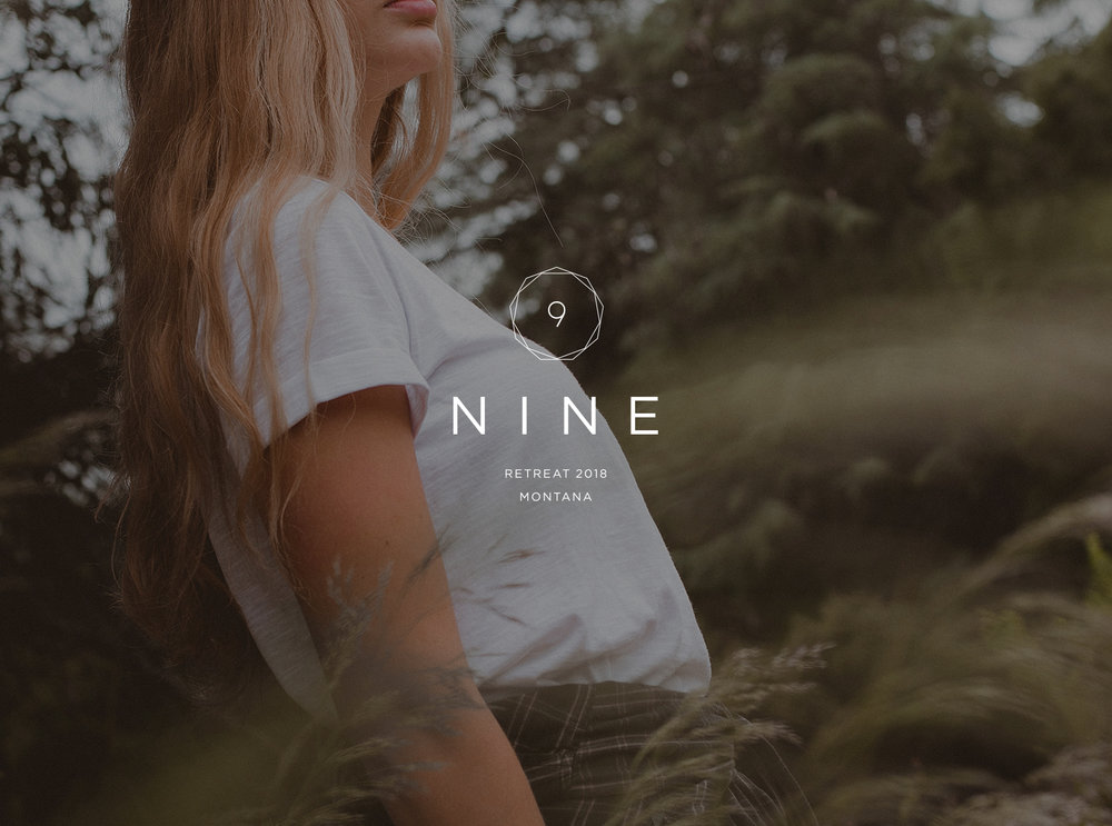 NINE Retreat - Branding + Website DesignCreative Riot branded One Breath Studio, a Scottsdale based meditation studio. The branding was inspired by women, repetition, cycles of the moon and the ocean. Creative Riot executed the brand strategy, logo design, business cards and stationary, art direction for photography, website design, e-mail Mailchimp designs, social media graphics and Instagram strategy.