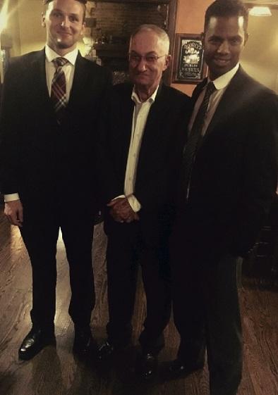 dave clark (Center)