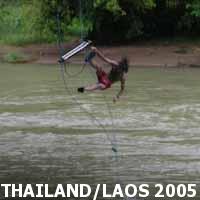 Thailand/Laos 2005