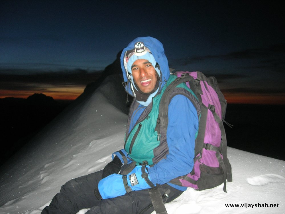 Huayana Potosi (6,088m)