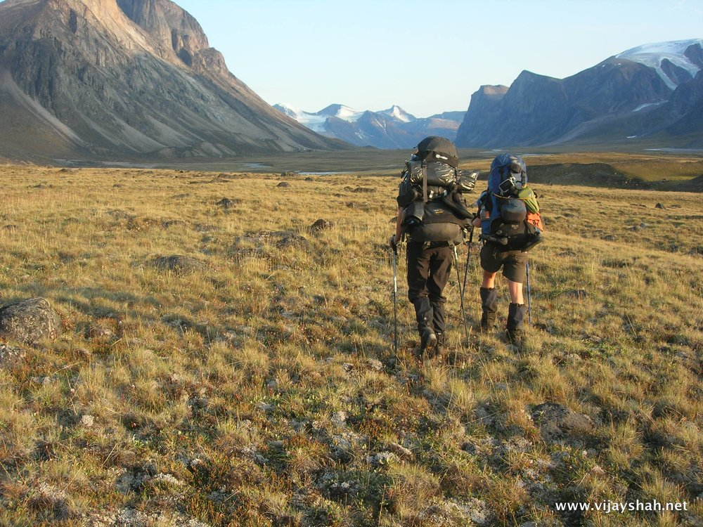 Baffin Island Summer Expedition
