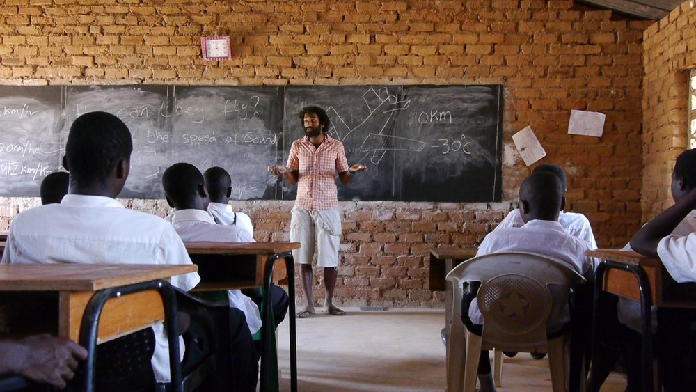 Ruarwe, Malawi