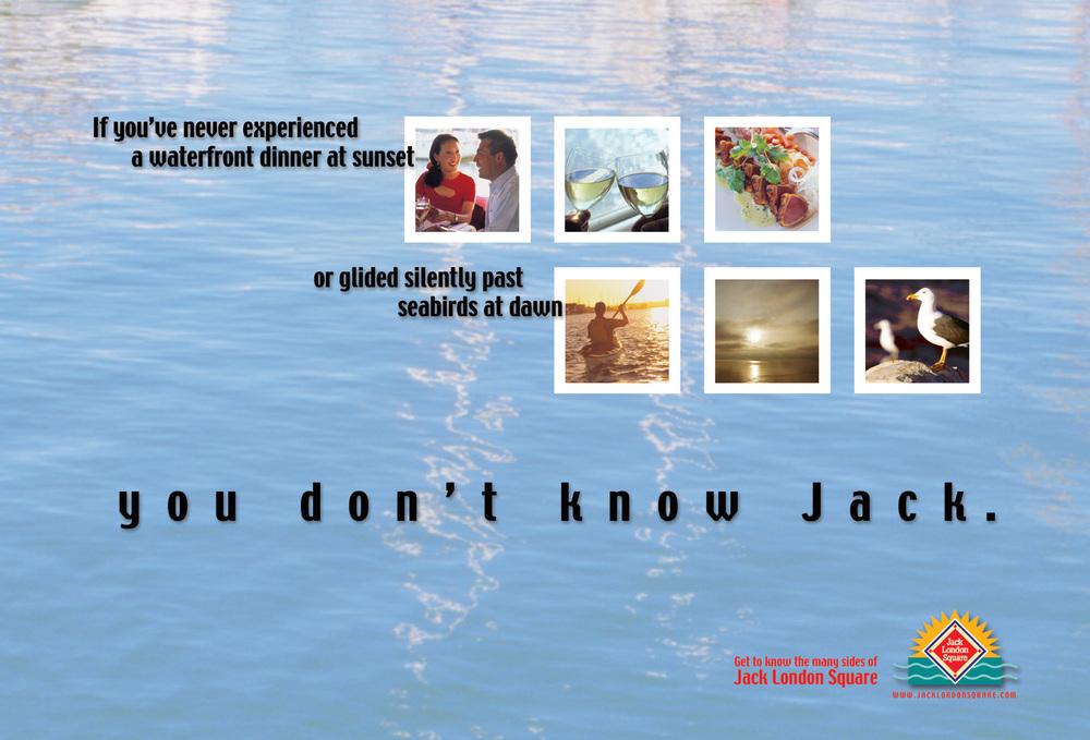 Jack London Square Campaign
