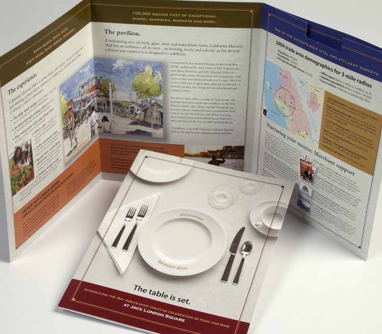 Jack London Square Leasing Brochure