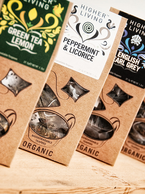 Explore our new Teapee range