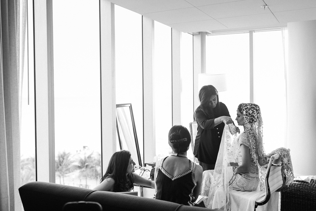 Photojournalistic Indian Wedding Photographer