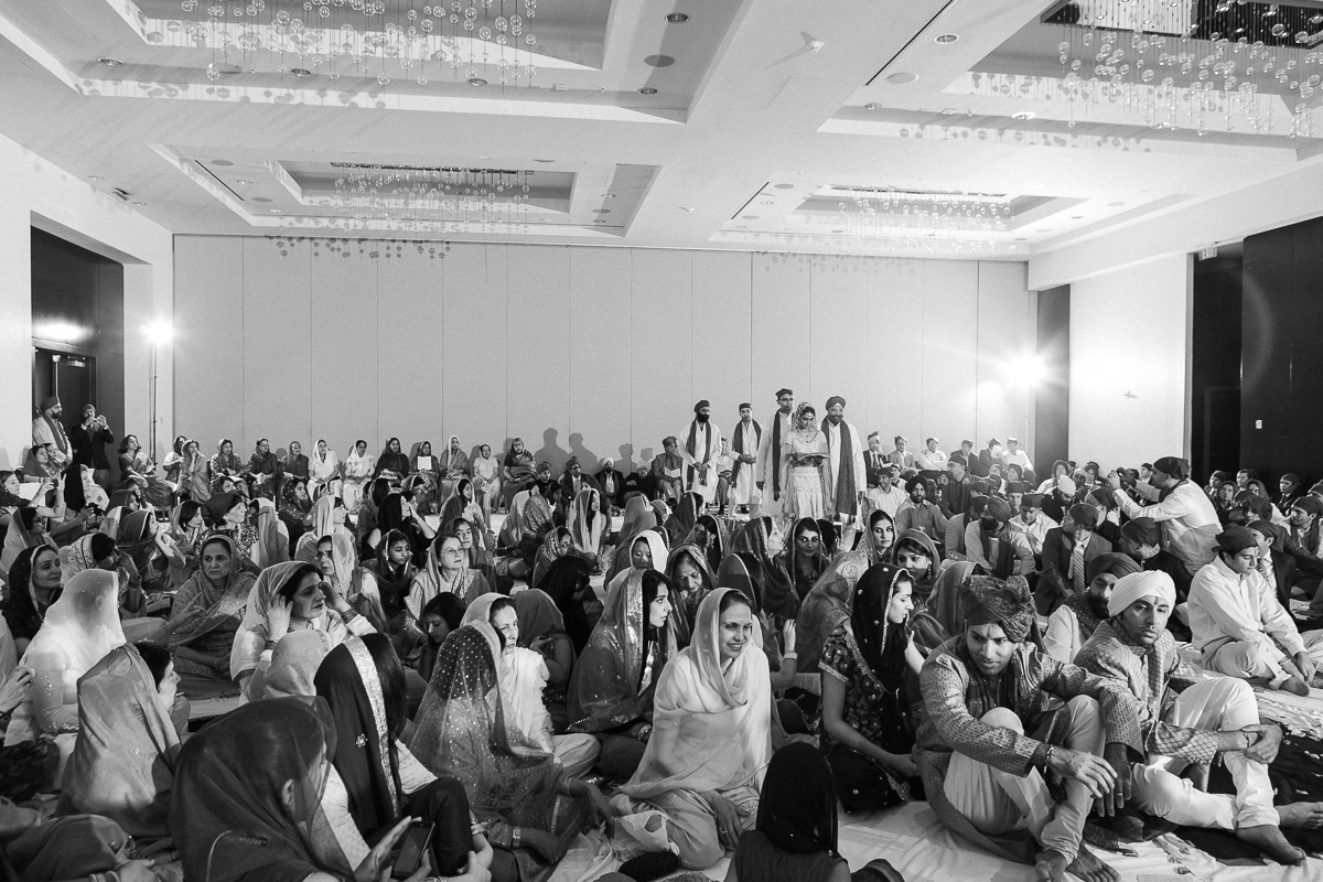 Sikh Wedding Ceremony Photos Miami Beach
