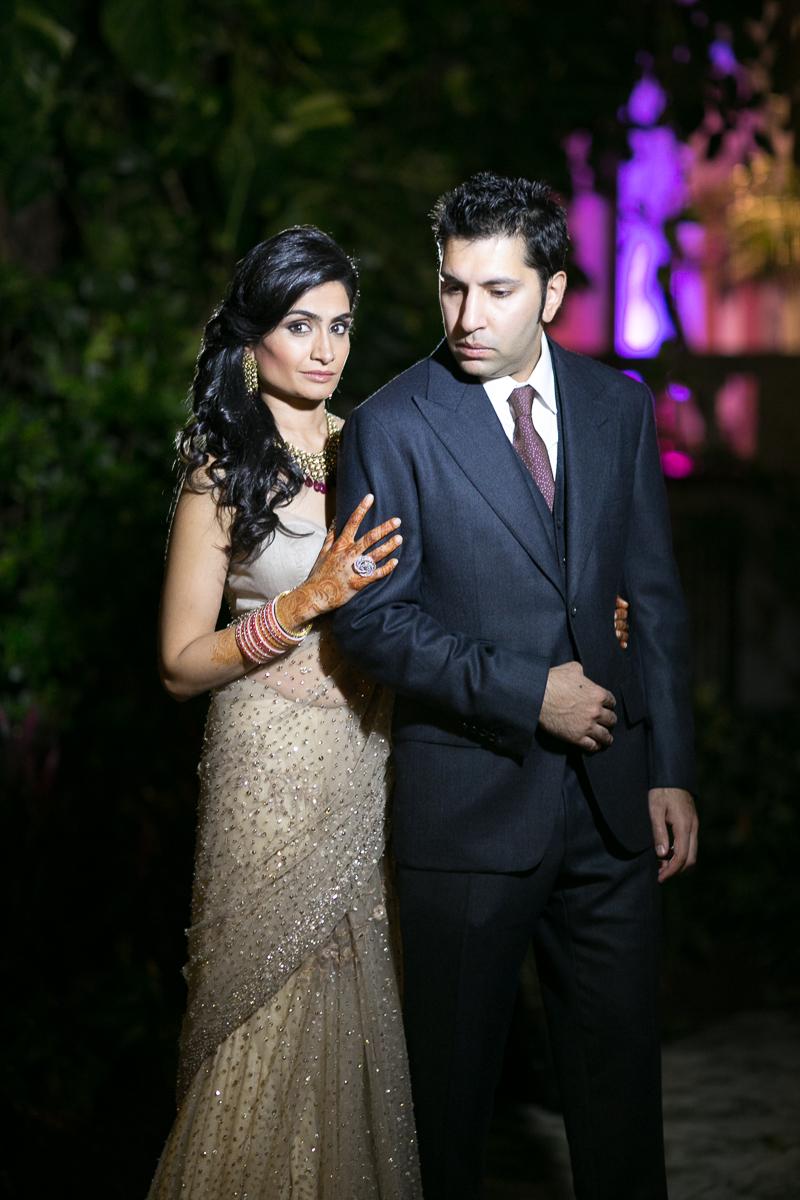 Best night wedding photographer florida