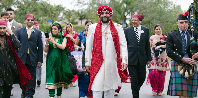 South Florida Indian Destination Wedding Photography