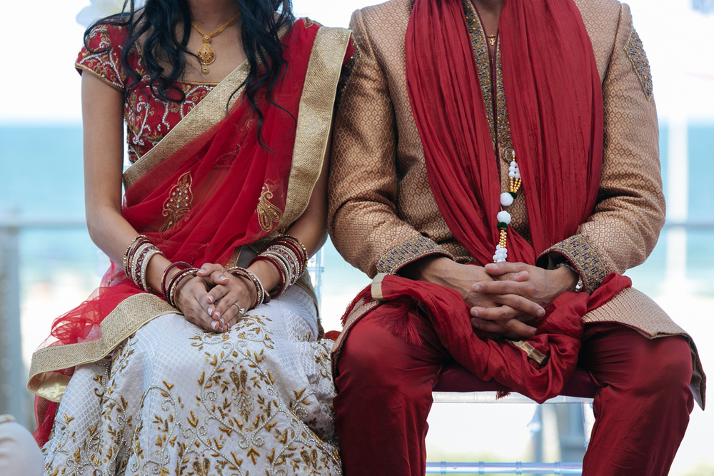 Fort Lauderdale Beach Indian Wedding