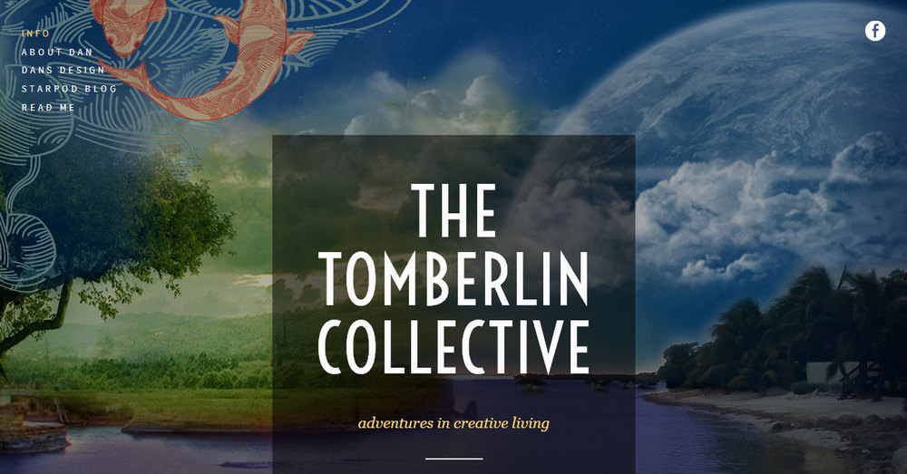 We are back at tomberlincollective.squarespace.com. Come and check out the new look!