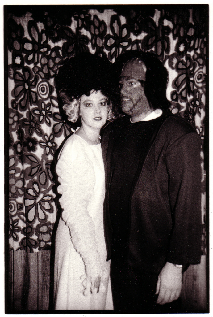Frankenstien & His Bride