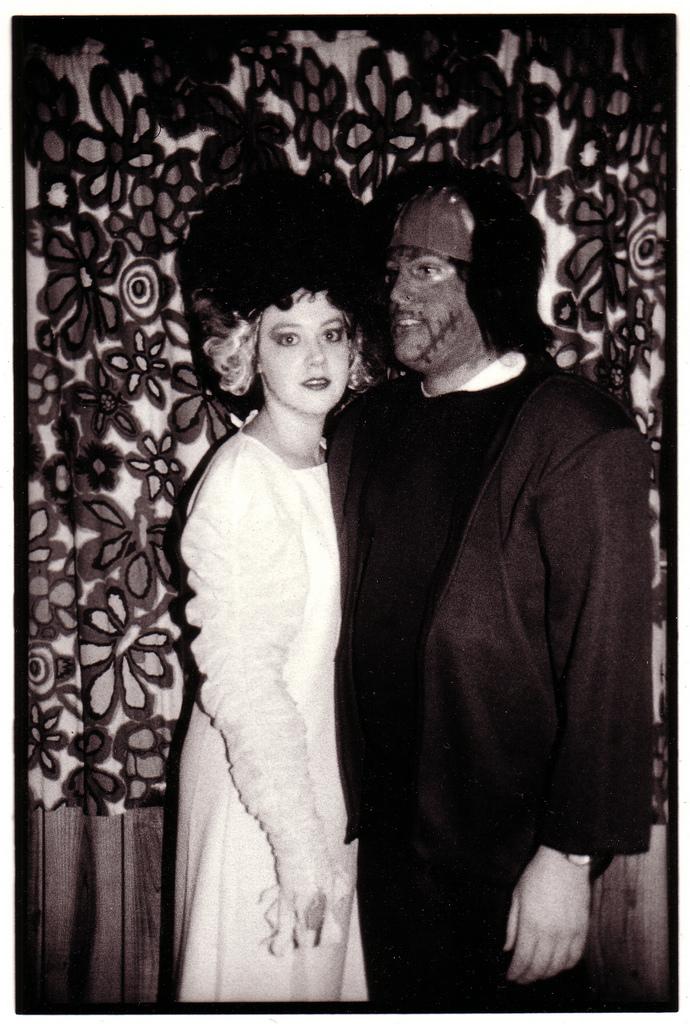 Frankenstien & His Bride