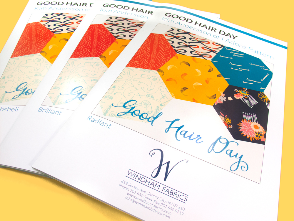 Fabric Card Design