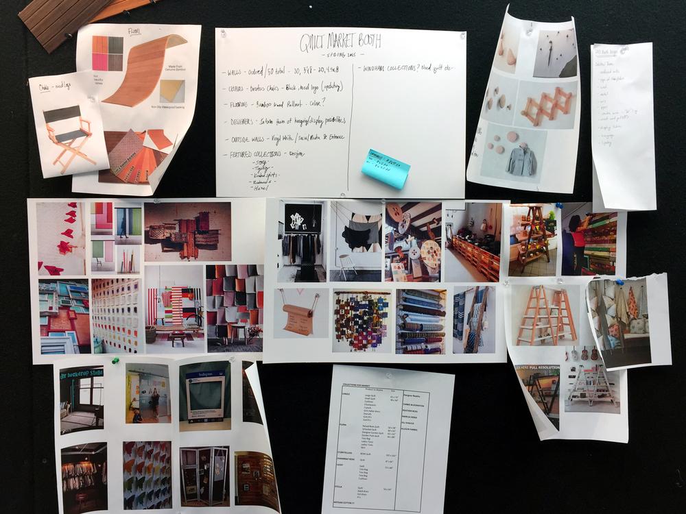 Trade Booth Inspiration & Mood Board