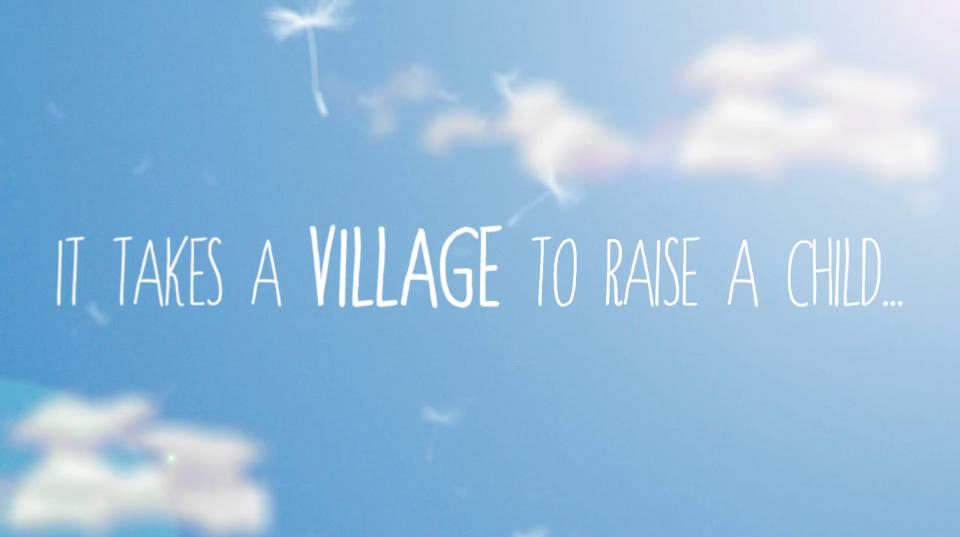 "ONE SIMPLE WISH ""IT TAKES A VILLAGE"""