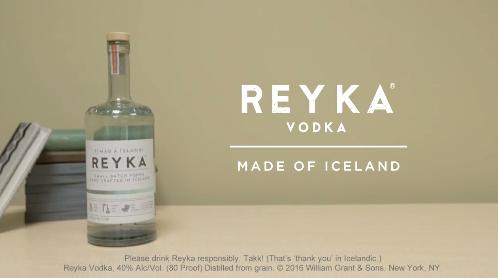 """Reyka """"A Gentlemen's Challenge"""""""