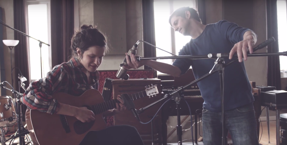 "Big Thief ""Recording Mother"" (Feature)"