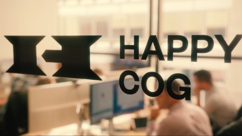 "HAPPY COG ""BRAND VIDEOS"""