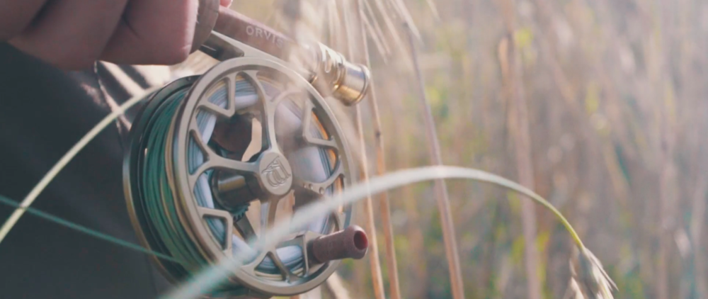 """ROSS REELS """"MADE ON THE WATER"""""""