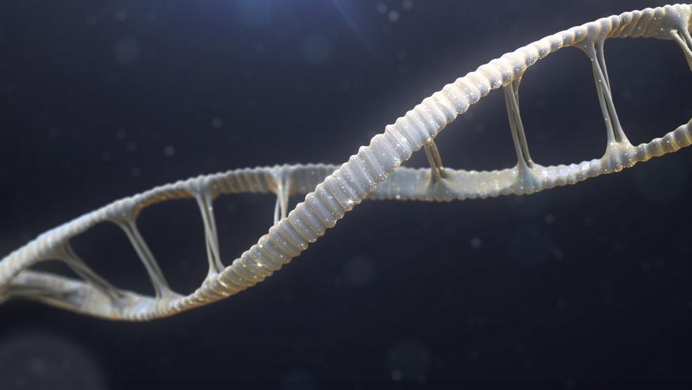 DNA Close-up