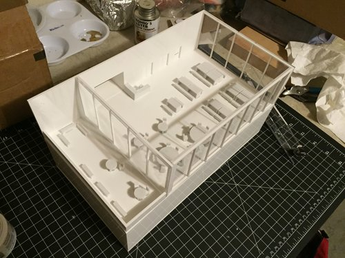 10. 3D printing furnature