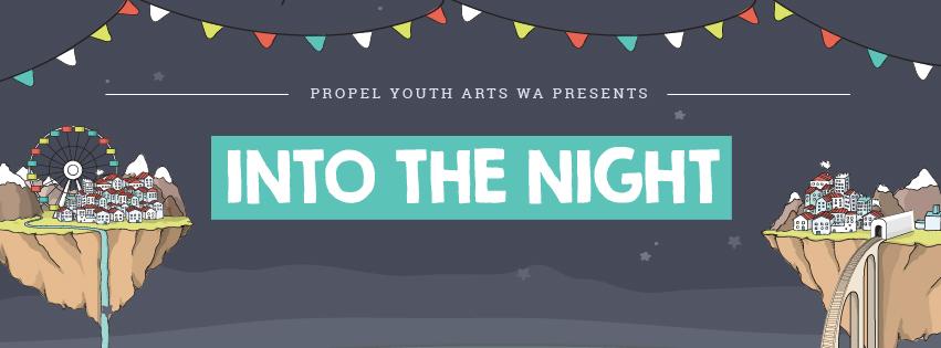Into the Night- KickstART Festival