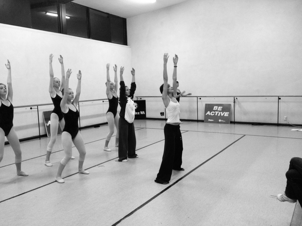 Bailimos - Photo courtesy of Youth Ballet WA