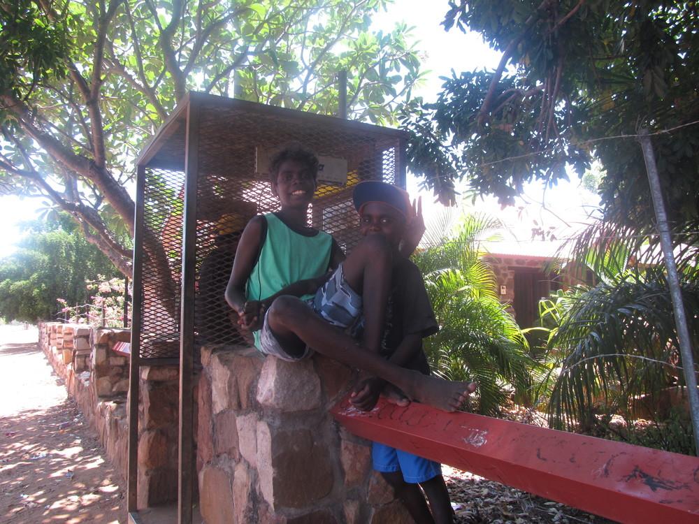 10.24am Damon Karadada - Kalumburu Remote Community School