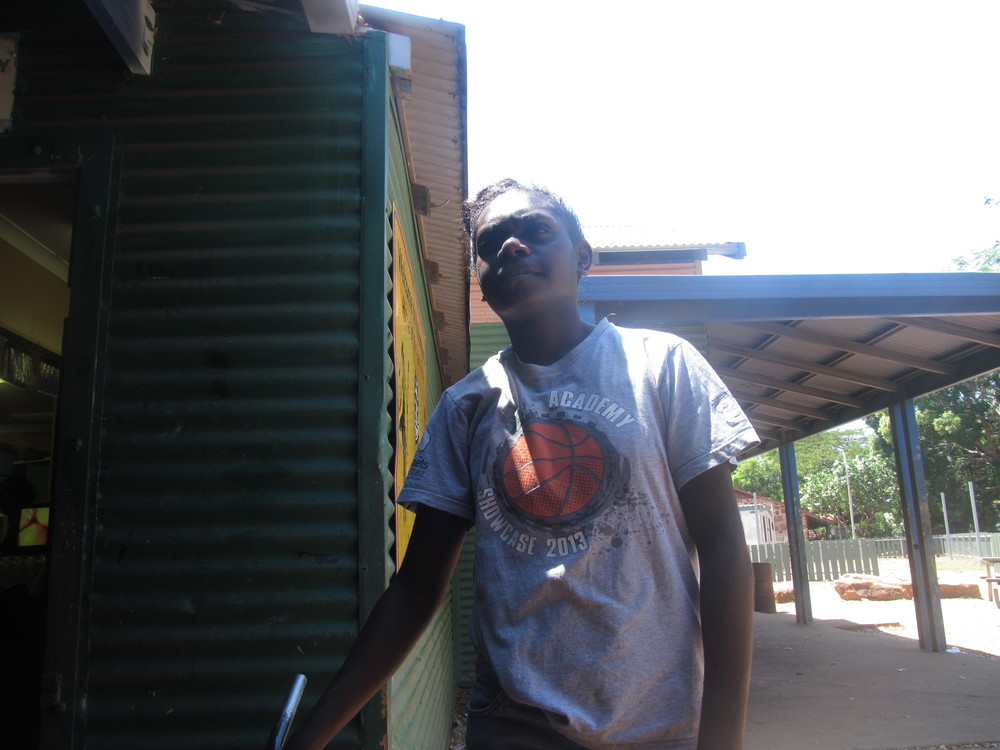 10.37am Delishia Karadada - Kalumburu Remote Community School