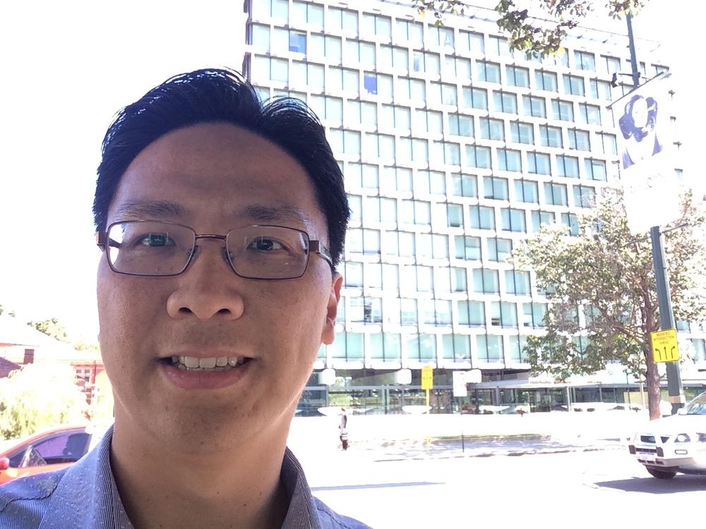 11.00am Councillor Keith Yong