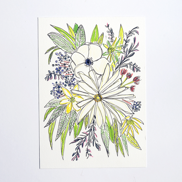 Ashleigh Perrella, fine art print example