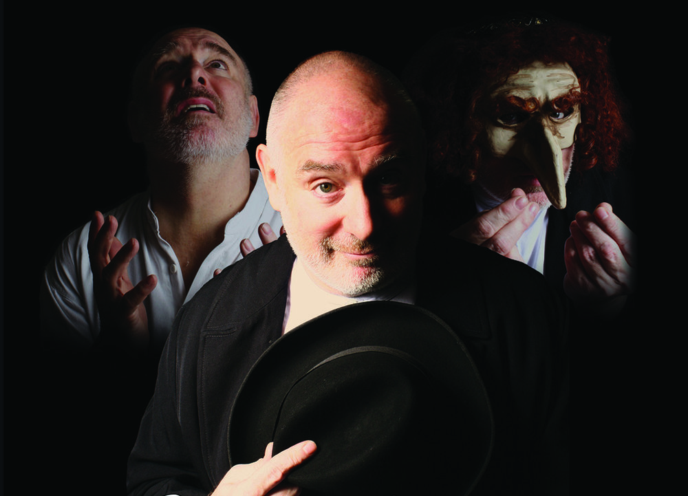 Olivier Award-winning actor Guy Masterson is returning to Perth to play the title role in Shylock.