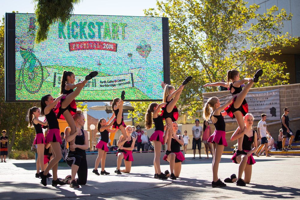 WA Performance School | Image Credit: Jessica Wyld & Propel Youth Arts WA