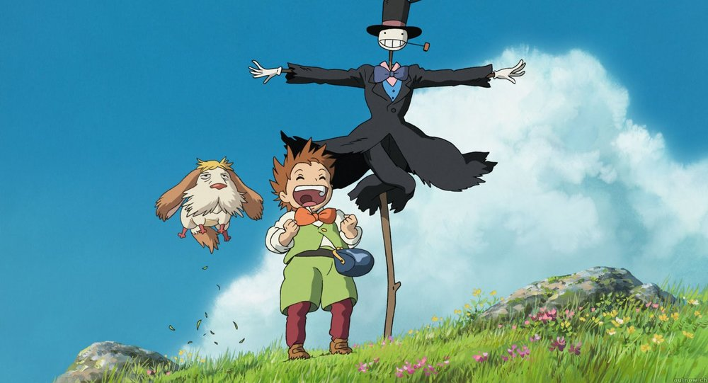 Howl's Moving Castle | Image Credit: Studio Ghibli