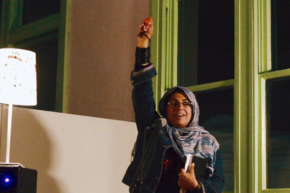 Marziya Mohammedali | Image Credit: Leni Battalis