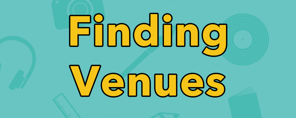 Finding Venues