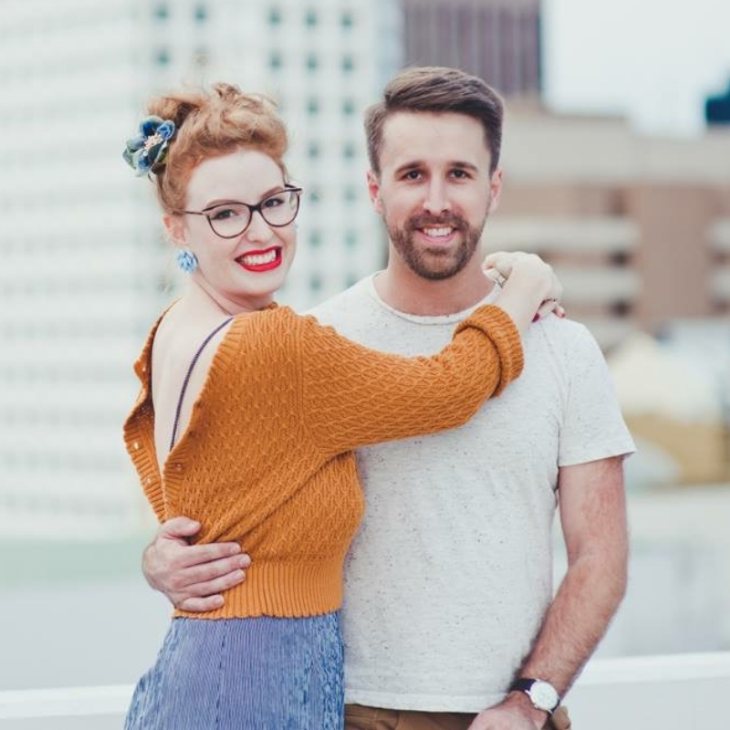 Jessie Gordon and Mark Turner Best Friends. The Ellington. Feb 13-17 8.45pm.jpg