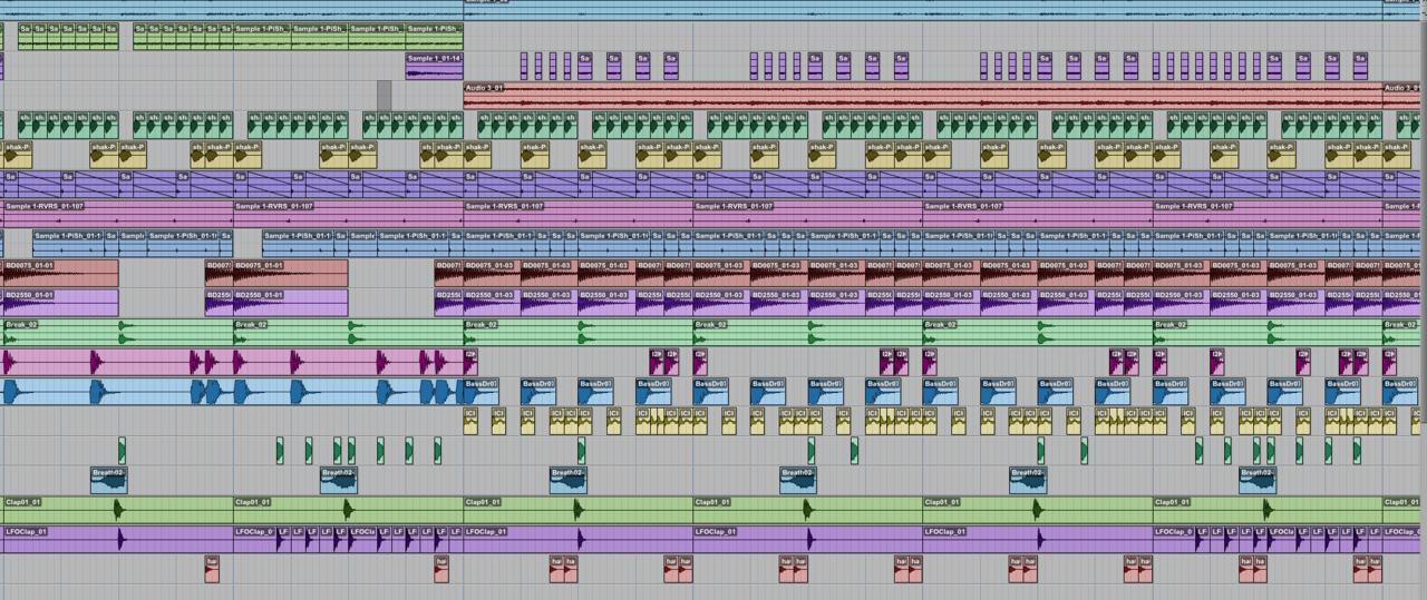 The inner workings of a banger….
