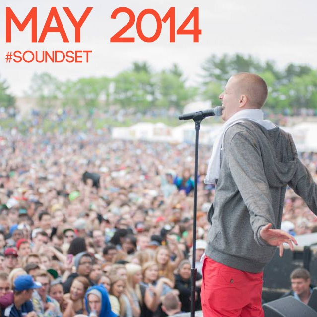 soundsetfestival :      HAPPY   #SOUNDSET   MONTH! Soon…    (Photo: Kevin O'Meara)
