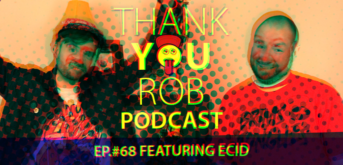 Last night I sat down with my friend Rob and talked about Odd Future, Soundset, new album outlook, FITB & Juicy Lucy's     SUBSCRIBE TO THE PODCAST VIA iTunes OR STREAM LIVE HERE:   http://  www.thankyourob.com/  podcast/  episode-68-featuring-ecid/