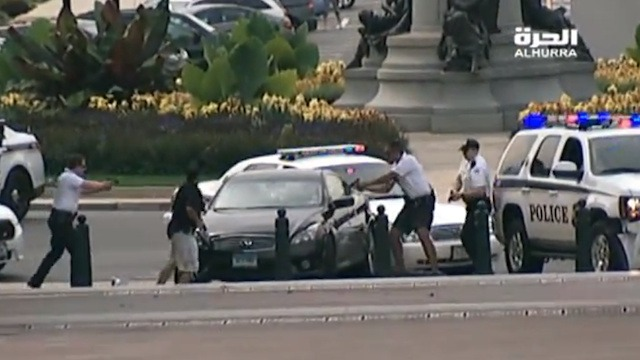 vicemag: Wait a Second Before Cheering a Police Shooting When police officers in Washington, DC, shot 34-year-old Miriam Carey after she took them on a short, frantic car chase from the White House to the Capitol, the initial consensus was that cops performed heroically, that they saved lives from a gunman who might even have been a terrorist. But the first reports, as is often the case, were wrong. Though the spontaneous hustle for news of Twitter first used the hashtag #capitolshooting, the only shots fired were by the police, and Carey was unarmed—in fact, she never left her car. But even after all of that was public knowledge, the widespread assumption was that the cops and secret service officers were justified in shooting at a woman who was recklessly and aggressively driving toward potential targets for terrorism and who refused to surrender to them. On Thursday afternoon Carey, a resident of Stamford, Connecticut, drove up to a security barrier around the White House. When the Secret Service approached she turned around quickly, hitting the barrier and then speeding towards the Capitol building. In the course of this chase, two police officers were injured and a cop car crashed into a barrier. When the dust settled, Carey was dead and her now-motherless one-year-old child, in the back seat of the car, was put into protective custody by DC family services. Now Carey's two sisters—one of whom is a former New York City cop—are criticizing the cops, claiming they didn't have to use lethal force on a woman who was probably terrified. There are certainly indications that, in hindsight, Carey was more of a danger to herself than anyone else. She may have suffered from postpartum depression with psychosis—there are reports that medications for bipolar disorder and schizophrenia, which she may have stopped taking, were found in her apartment. Carey apparently expressed various paranoid theories to police in December, including her belief that Barack Obama was spying on her. (Carey's sisters dispute her ex-boyfriend's claim that she suffered from delusions about communicating with Obama.) Continue