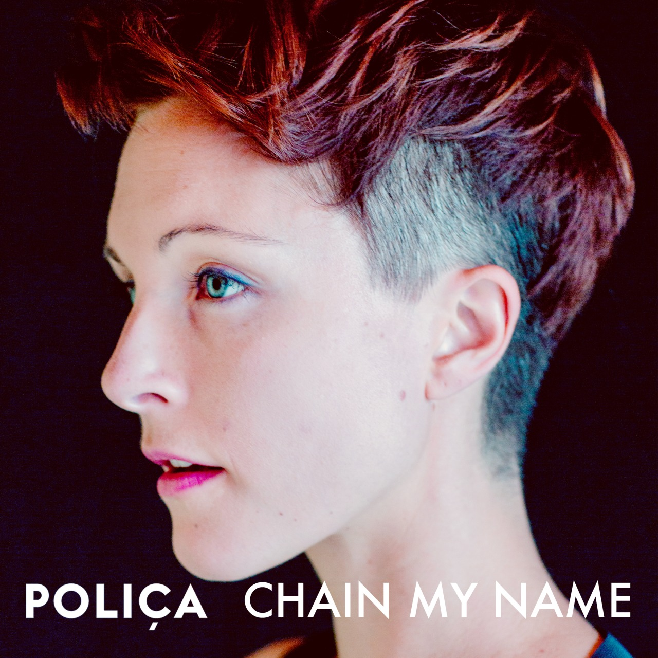 momandpopmusic :                 Stream  Polica 's brand new single 'Chain My Name' — IT'S A FULL BLOWN POP JAM, YOU GUYS.   https://soundcloud.com/polica/chain-my-name