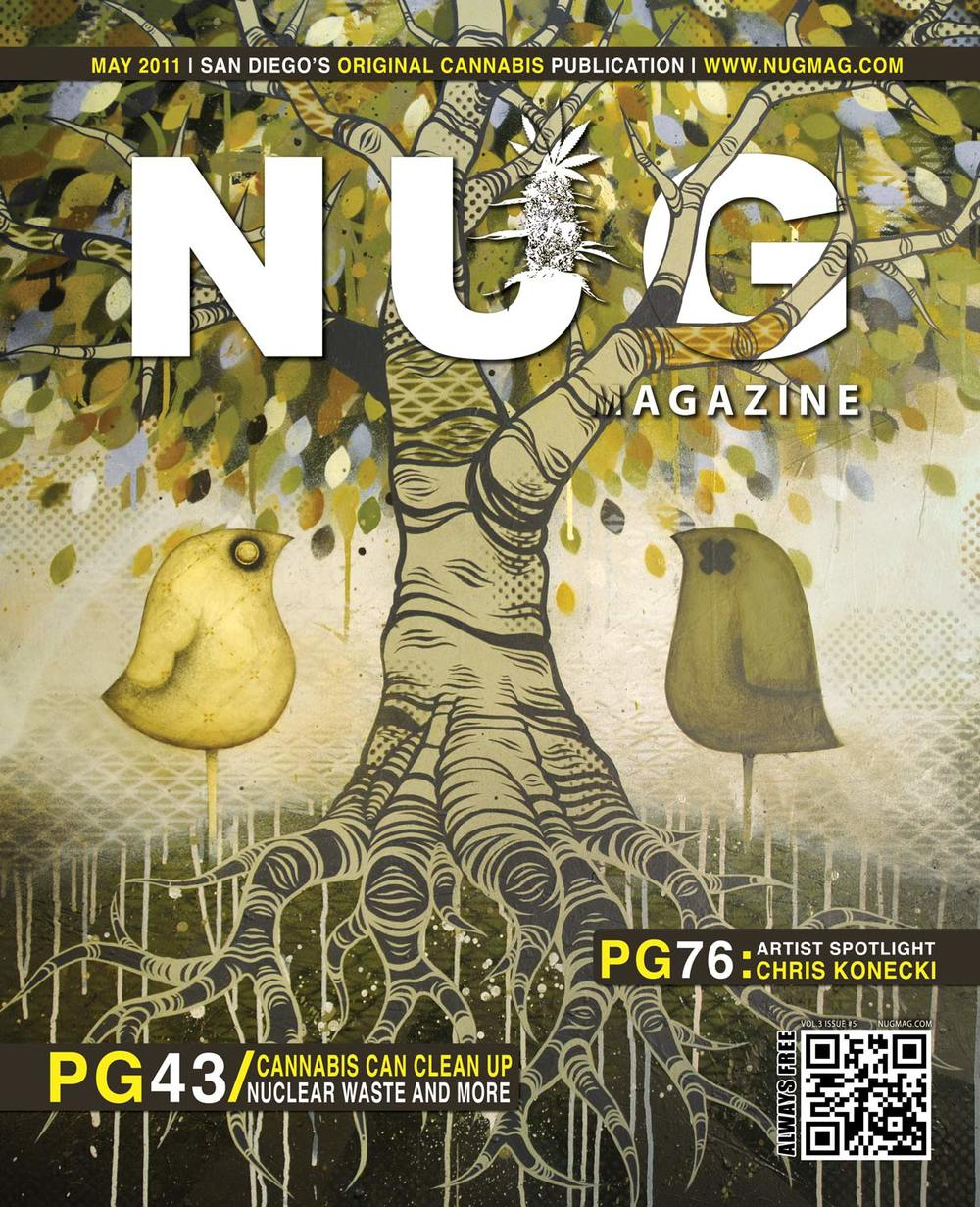 NUG Magazine Cover - May 2011