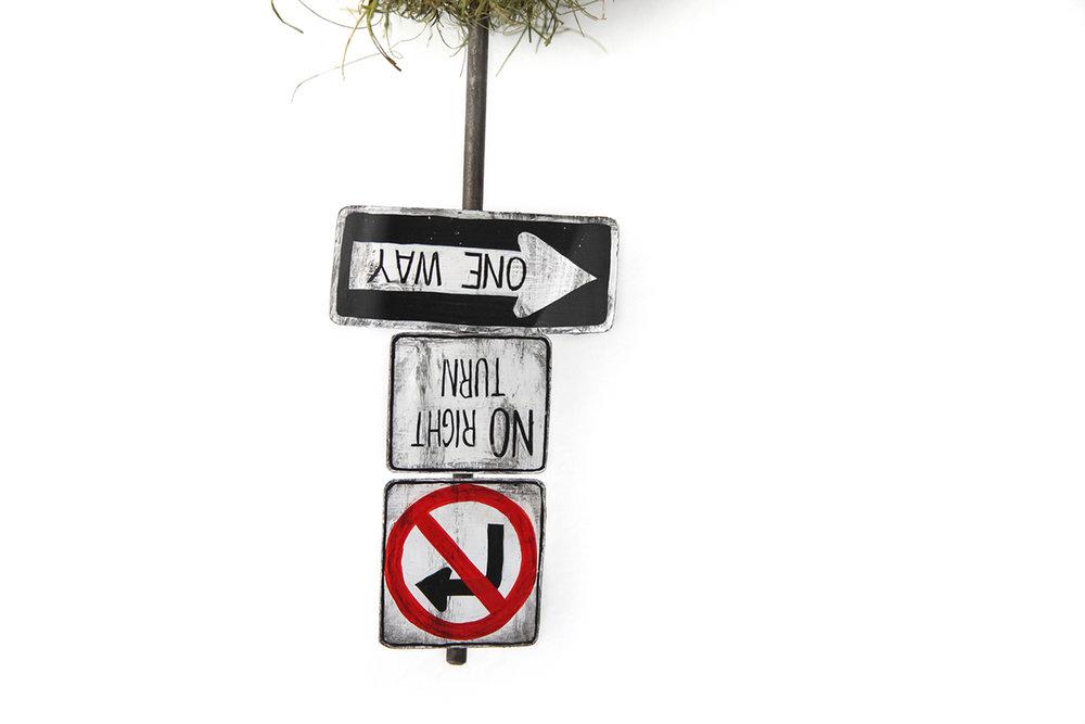 No Directiions