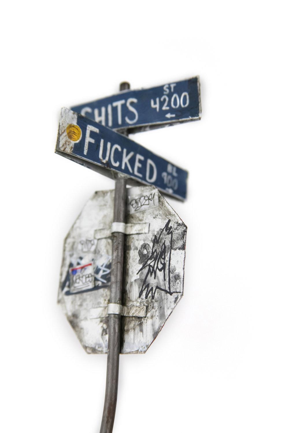 Shits Fucked